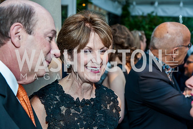 James and Marillyn Hewson. Photo by Tony Powell. 2016 WHCD Bradley Welcome. April 29, 2016