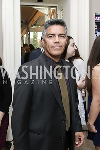 Esai Morales. Photo by Tony Powell. 2016 WHCD Garden Brunch. April 30, 2016