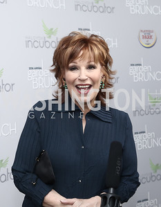 Joy Behar. Photo by Tony Powell. 2016 WHCD Garden Brunch. April 30, 2016