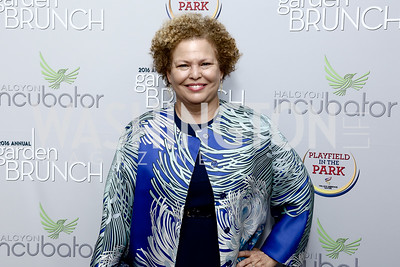 Debra Lee. Photo by Tony Powell. 2016 WHCD Garden Brunch. April 30, 2016
