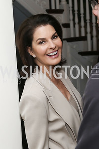 Actress Sela Ward. Photo by Tony Powell. 2016 WHCD Garden Brunch. April 30, 2016