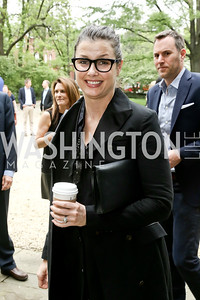 Actress Bridget Moynahan. Photo by Tony Powell. 2016 WHCD Garden Brunch. April 30, 2016