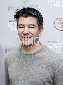 Uber CEO Travis Kalanick. Photo by Tony Powell. 2016 WHCD Garden Brunch. April 30, 2016