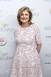 Arianna Huffington. Photo by Tony Powell. 2016 WHCD Garden Brunch. April 30, 2016