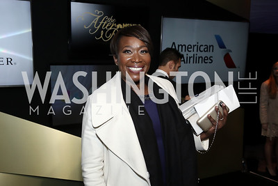 MSNBC National Correspondent Joy Reid. Photo by Tony Powell. 2016 WHCD MSNBC After Party. Inst. of Peace. April 30, 2016