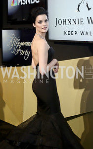 Actress Jaimie Alexander. Photo by Tony Powell. 2016 WHCD MSNBC After Party. Inst. of Peace. April 30, 2016