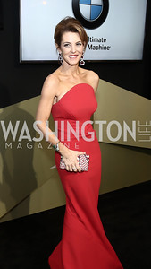 MSNBC Anchor Stephanie Ruhle. Photo by Tony Powell. 2016 WHCD MSNBC After Party. Inst. of Peace. April 30, 2016