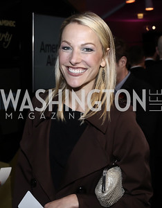 Lindsay Czarniak. Photo by Tony Powell. 2016 WHCD MSNBC After Party. Inst. of Peace. April 30, 2016