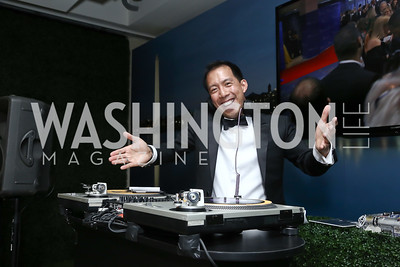 Ben Chang. Photo by Tony Powell. 2016 WHCD Pre-parties. Hilton Hotel. April 30, 2016