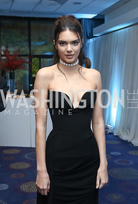 Model Kendall Jenner. Photo by Tony Powell. 2016 WHCD Pre-parties. Hilton Hotel. April 30, 2016