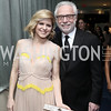 CNN's Kate Bolduan and Wolf Blitzer. Photo by Tony Powell. 2016 WHCD Pre-parties. Hilton Hotel. April 30, 2016