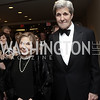 Teresa Heinz Kerry and Sec. of State John Kerry. Photo by Tony Powell. 2016 WHCD Pre-parties. Hilton Hotel. April 30, 2016