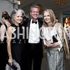 Liza Gilbert, Shaun Donovan, Jennifer Isham. Photo by Tony Powell. 2016 WHCD Pre-parties. Hilton Hotel. April 30, 2016