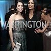 Rosario Dawson, Neve Campbell. Photo by Tony Powell. 2016 WHCD Pre-parties. Hilton Hotel. April 30, 2016