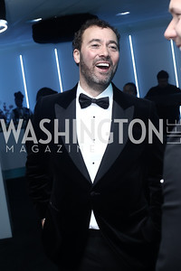 Dow Jones CEO and Wall Street Journal Publisher William Lewis. Photo by Tony Powell. 2016 WHCD Pre-parties. Hilton Hotel. April 30, 2016