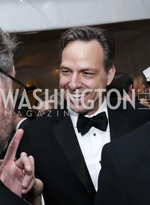 CNN Chief Washington Correspondent Jake Tapper. Photo by Tony Powell. 2016 WHCD Pre-parties. Hilton Hotel. April 30, 2016