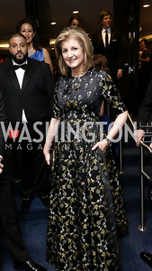 Arianna Huffington. Photo by Tony Powell. 2016 WHCD Pre-parties. Hilton Hotel. April 30, 2016