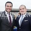 Faisal Alenezi, Carlos Merizalde. Photo by Tony Powell. 2016 WHC Sunset Over the White House. April 29, 2016