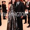 Tina Mather, Reginald Van Lee. Photo by Tony Powell. 2016 WPA Gala. Mellon Auditorium. March 5, 2016