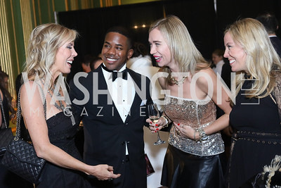 Michelle Gloden Schoenfeld, Chad Booker, Whitney Austin Gray, Maggie O'Neill. Photo by Tony Powell. 2016 Walk This Way. Mellon Auditorium. December 9, 2016