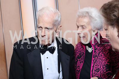 James Billington, Marjorie Billington. Photo by Tony Powell. WNO Season Opener. Kennedy Center. September 24, 2016