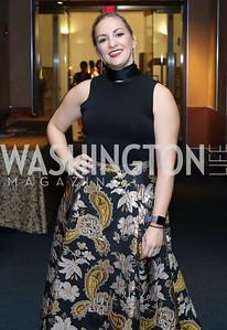 Aleksandra Romano. Photo by Tony Powell. WNO Season Opener. Kennedy Center. September 24, 2016
