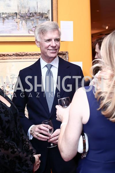 Fred Ryan. Photo by Tony Powell. 2016 Washington Winter Show Preview. Katzen Center. January 7, 2015