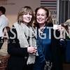 Myra Moffett, Carol Joynt. Photo by Tony Powell. 2016 Washington Winter Show Preview. Katzen Center. January 7, 2015
