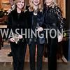 Page Evans, Colman Riddell, Amy Porter Stroh. Photo by Tony Powell. 2016 Washington Winter Show Preview. Katzen Center. January 7, 2015