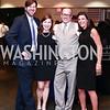 James Farmer, Marilouise Avery, Jonathan Willen, Betsy Jaeger. Photo by Tony Powell. 2016 Washington Winter Show Preview. Katzen Center. January 7, 2015
