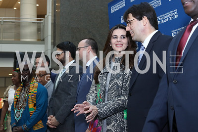 Ambassadors. Photo by Tony Powell. 2016 Winternational. Reagan Building. December 7, 2016