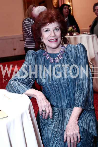 Honoree Christine Walevska. Photo by Tony Powell. 2016 Women Making History Awards. Mayflower Hotel. March 14, 2016