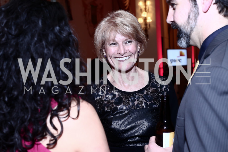 NWHM President Joan Wages. Photo by Tony Powell. 2016 Women Making History Awards. Mayflower Hotel. March 14, 2016