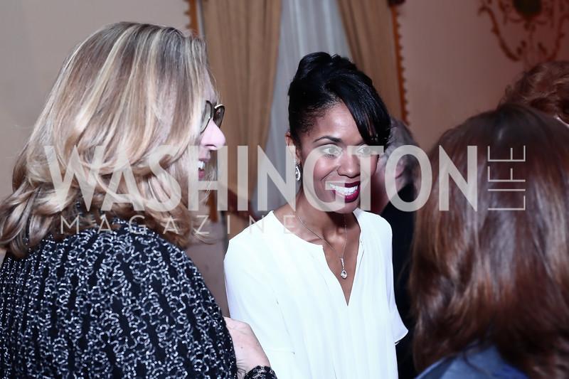 Honoree Aesha Ash. Photo by Tony Powell. 2016 Women Making History Awards. Mayflower Hotel. March 14, 2016