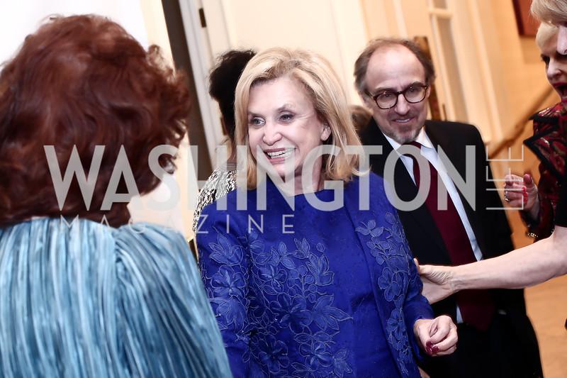 Rep. Carolyn Maloney. Photo by Tony Powell. 2016 Women Making History Awards. Mayflower Hotel. March 14, 2016
