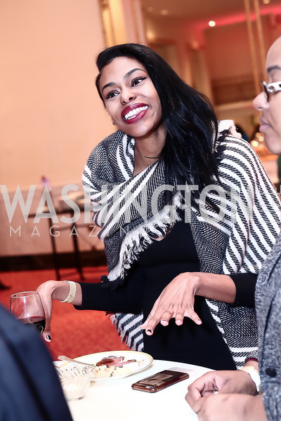 Ashleigh Odom. Photo by Tony Powell. 2016 Women Making History Awards. Mayflower Hotel. March 14, 2016