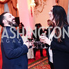 Luis Bujia, Marissa Mirra. Photo by Tony Powell. 2016 Women Making History Awards. Mayflower Hotel. March 14, 2016