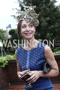 Anna Fuhrman. Photo by Tony Powell. Woodrow Wilson House 28th Annual Garden Party. May 11, 2016