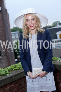 Heather Louise Finch. Photo by Tony Powell. Woodrow Wilson House 28th Annual Garden Party. May 11, 2016