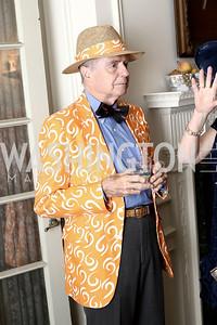 John Cooper. Photo by Tony Powell. Woodrow Wilson House 28th Annual Garden Party. May 11, 2016