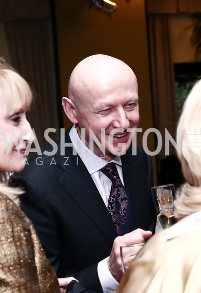 Hay Adams GM Hans Bruland. Photo by Tony Powell. 2016 Young Concert Artists Gala. Embassy of Hungary. April 8, 2016