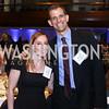 Lisa Gilbert, Robert Weissman. Photo by Tony Powell. 45th Anniversary of Public Citizen. Press Club. June 16, 2016