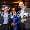 Eric Halperin, Cynthia Renfro, John Passacantando. Photo by Tony Powell. 45th Anniversary of Public Citizen. Press Club. June 16, 2016