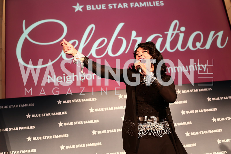 Sister Sledge. Photo by Tony Powell. 6th Annual Blue Star Neighbors Gala. Chamber of Commerce. April 7, 2016