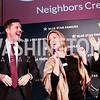 Patrick Murphy, Tracy Adkins, Darlene Christianson. Photo by Tony Powell. 6th Annual Blue Star Neighbors Gala. Chamber of Commerce. April 7, 2016