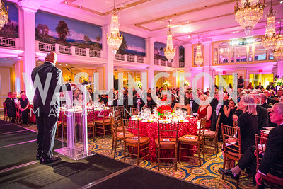 Rep. John Lewis. Photo by Alfredo Flores. A Celebration of Diane Rehm. The Willard Intercontinental Hotel. November 10, 2016 .CR2