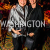 Betty Sams, Emily van Agtmael . Photo by Alfredo Flores. A Celebration of Diane Rehm. The Willard Intercontinental Hotel. November 10, 2016