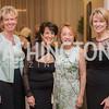 Tina Bailem, Joan Keston, Sachiko Kuno, Liz Klass, A-May-Zing Spring Gala, at the Residence of Swiss Ambassador , THIS for Diplomats, May 6, 2016.  Photo by Ben Droz.