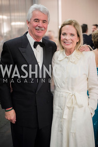 Dennis Gagnon and Rabinder Magan, A-May-Zing Spring Gala, at the Residence of Swiss Ambassador , THIS for Diplomats, May 6, 2016.  Photo by Ben Droz.
