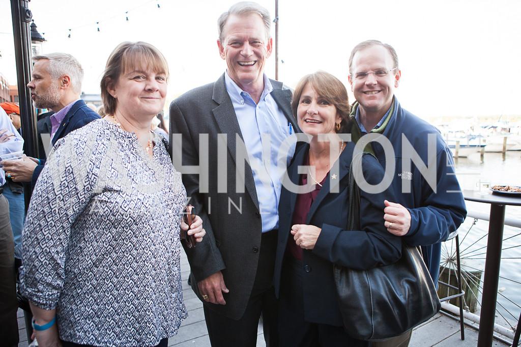 Elizabeth Moon, Kerry Donley, Pam DeCandio, Dak Hardwick